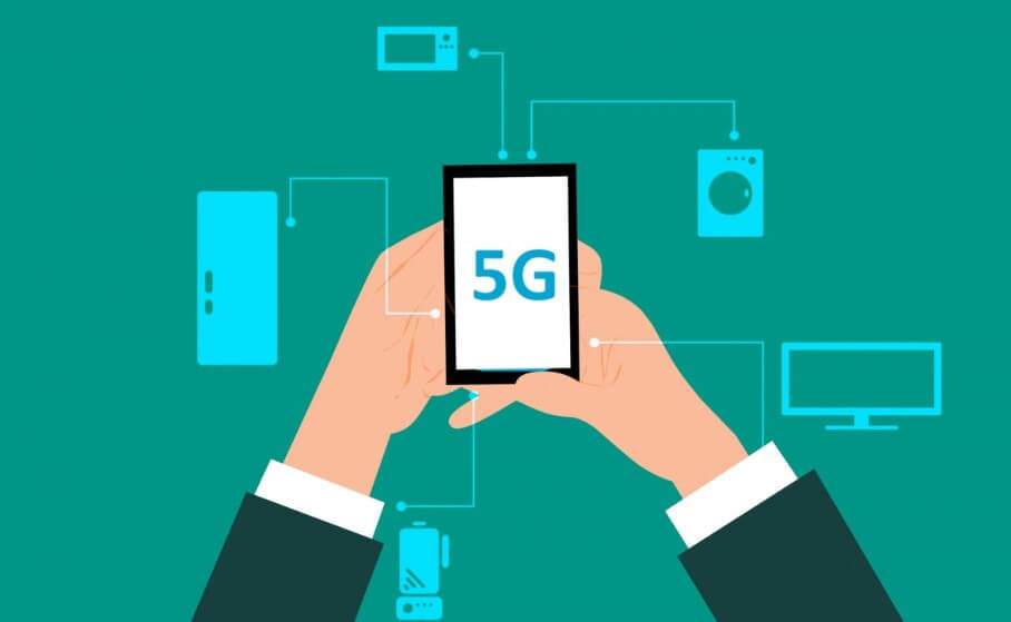 The U.S. is making domestic 5G moves
