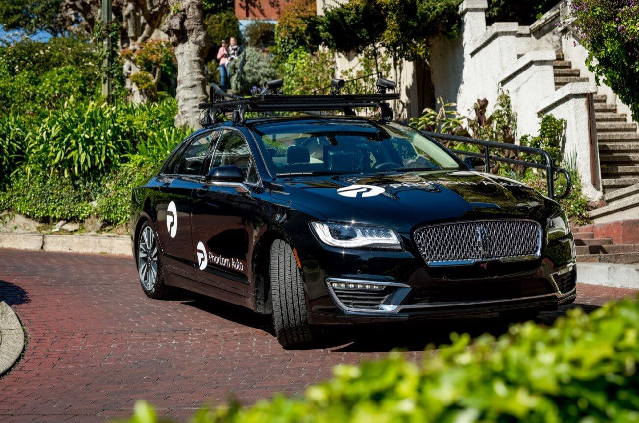 Phantom Auto wants the logistics industry to use its teleoperation software
