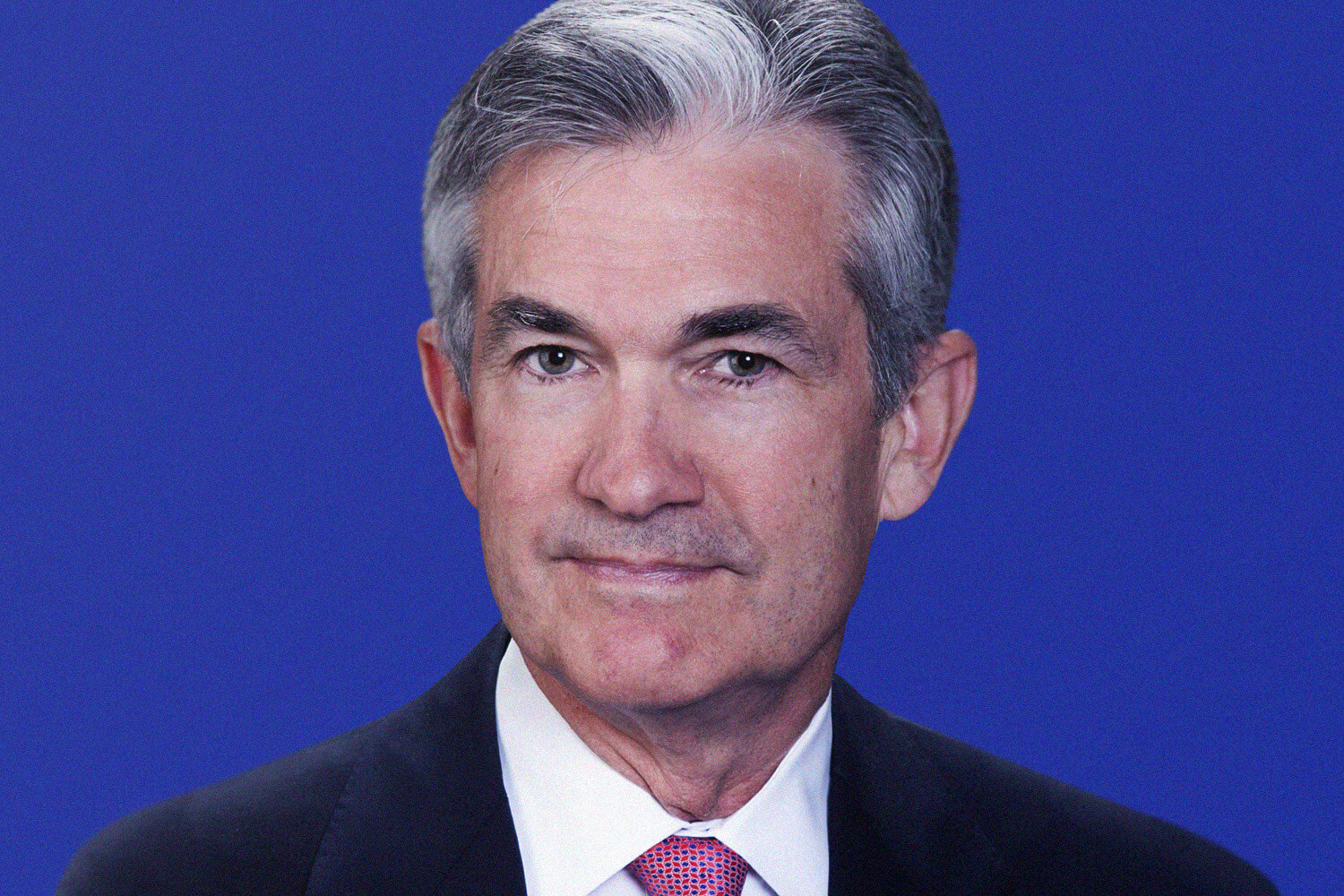 What would it take for Jerome Powell to loosen that tie a little?
