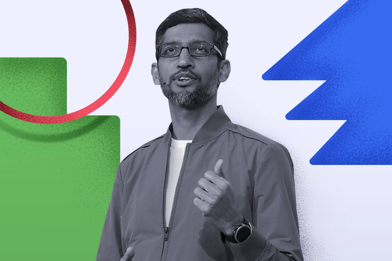 A lot has happened at Google's I/O Francis Scialabba