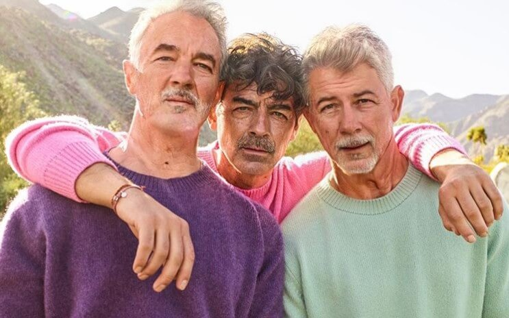What's going on behind the scenes with internet sensation FaceApp? jonasbrothers