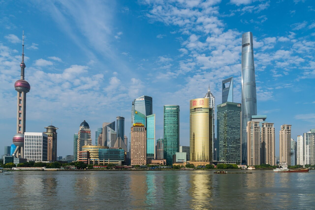 China wants to show its tech companies that listing at home is way more fun than living at home Shanghai, China