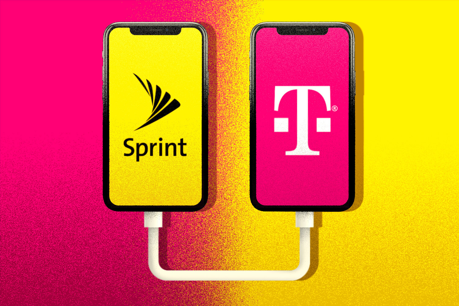Once combined, the country's third and fourth largest wireless providers plan to be called T-Mobile and serve over 90 million U.S. customers Francis Scialabba