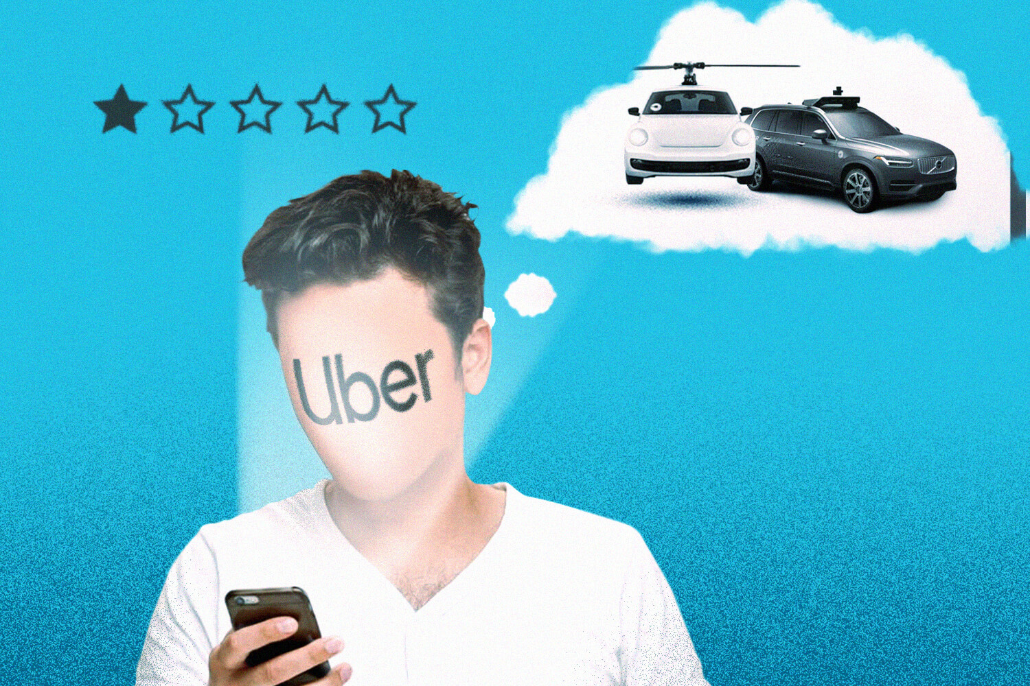 Uber's got a lot to be proud of...but also to worry about.  Francis Scialabba