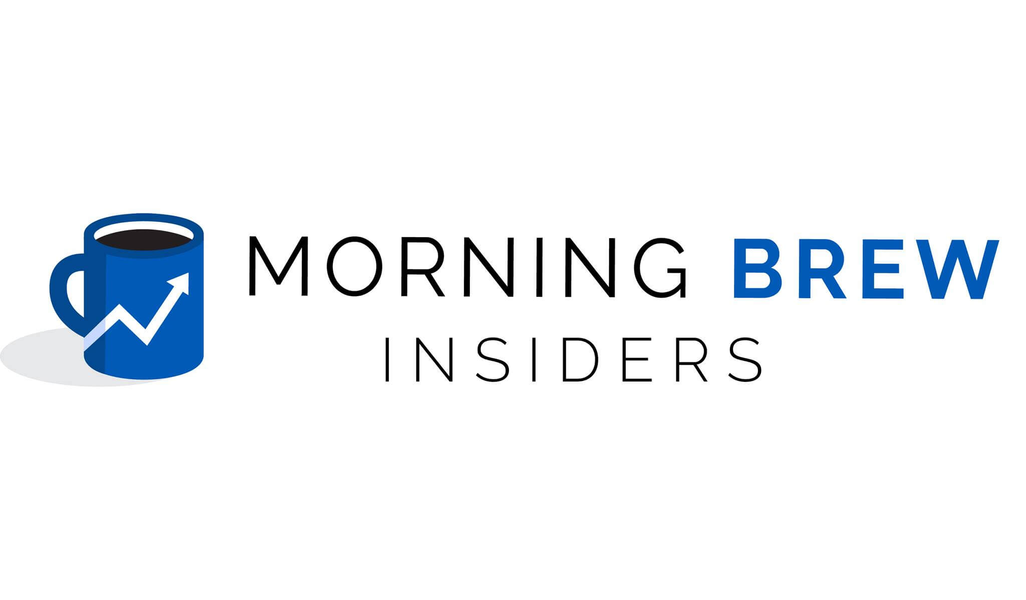 What you need to know about being a Brew Insider Morning Brew