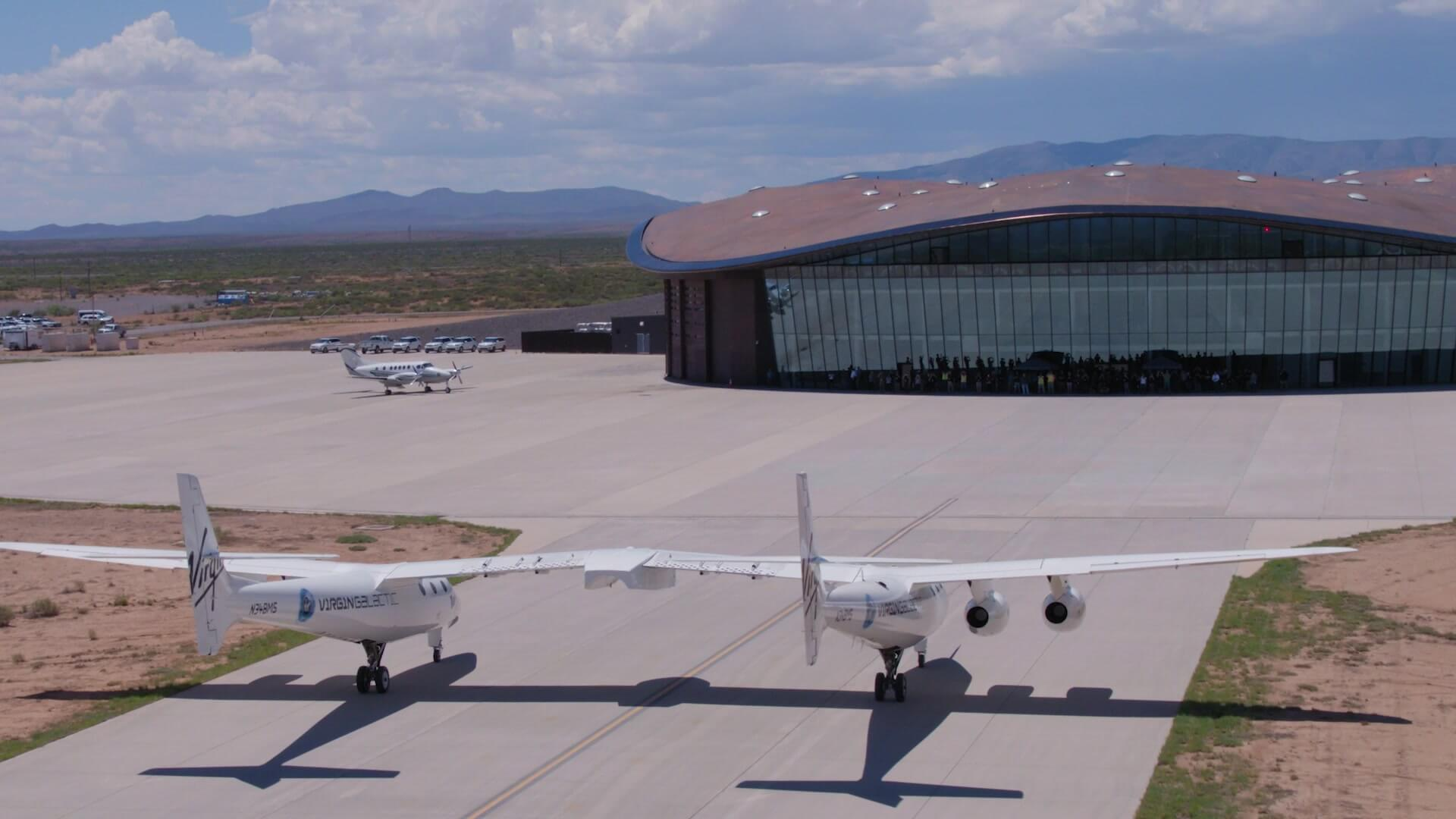 About 600 people have already dropped $250,000 apiece on a 90-minute space ride Virgin Galactic
