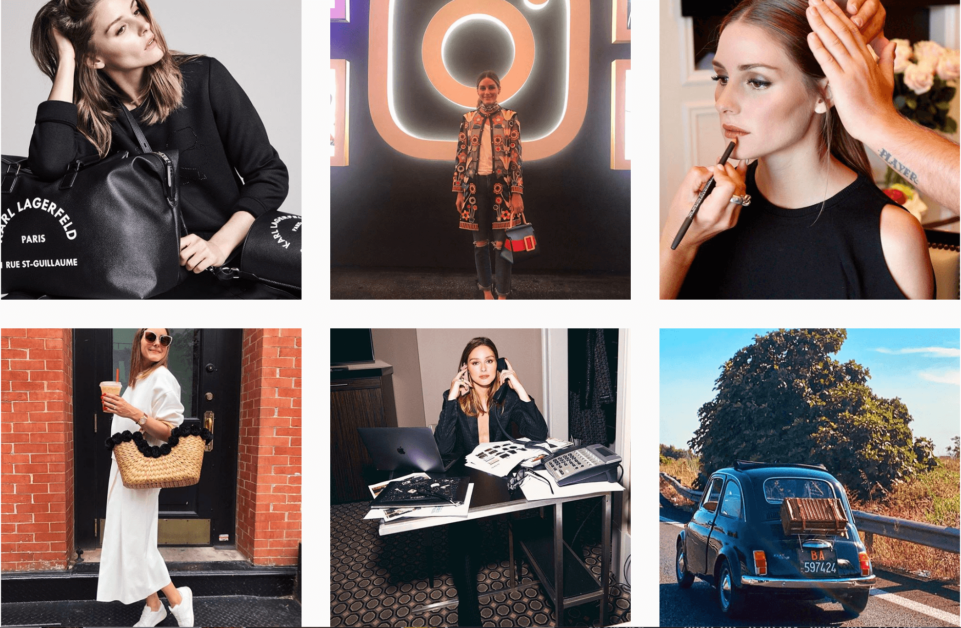 From The City's biggest frenemy to e-commerce queen. @oliviapalermo