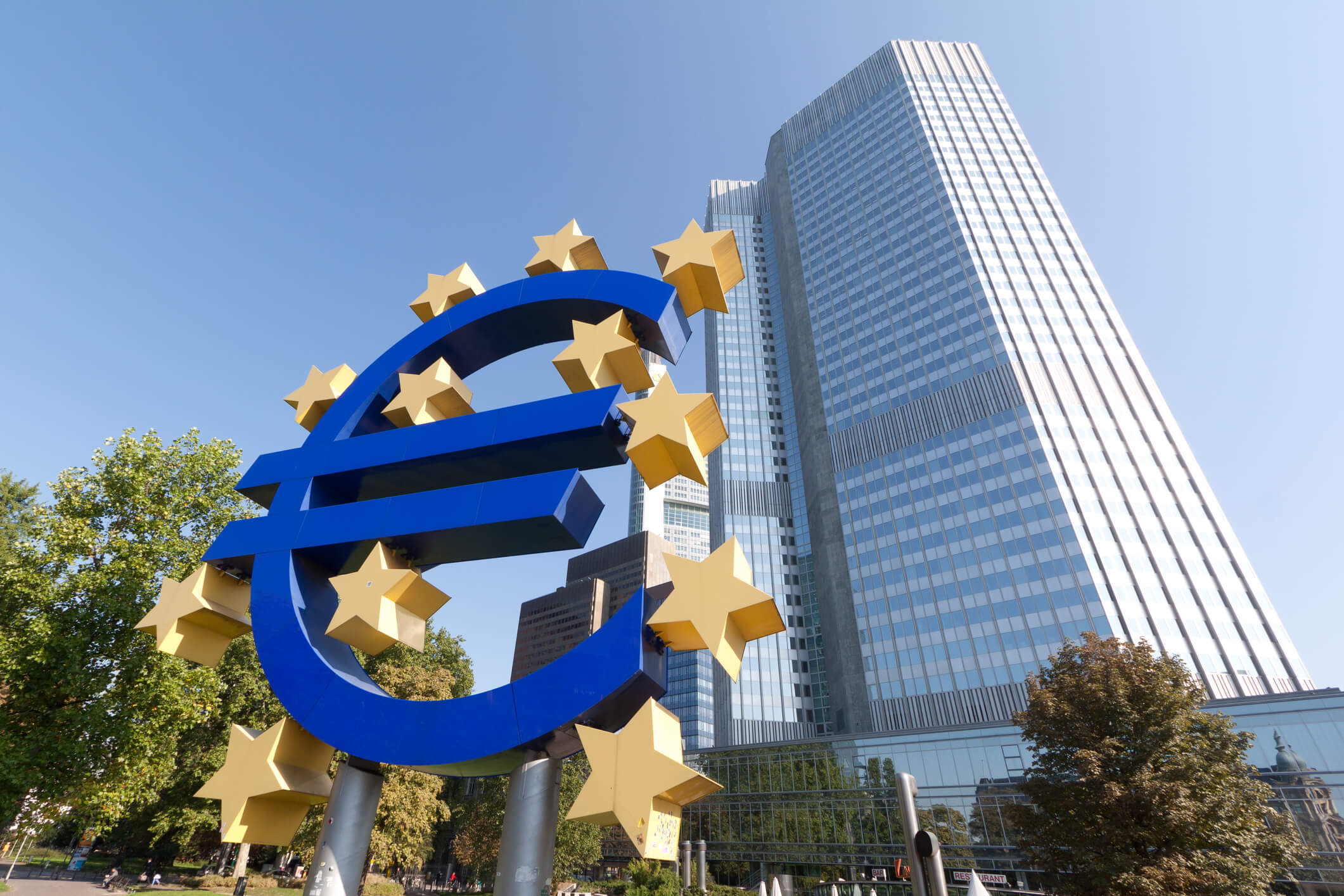 The European Central Bank announced its largest set of stimulus measures in 3+ years c-yung/Getty Images