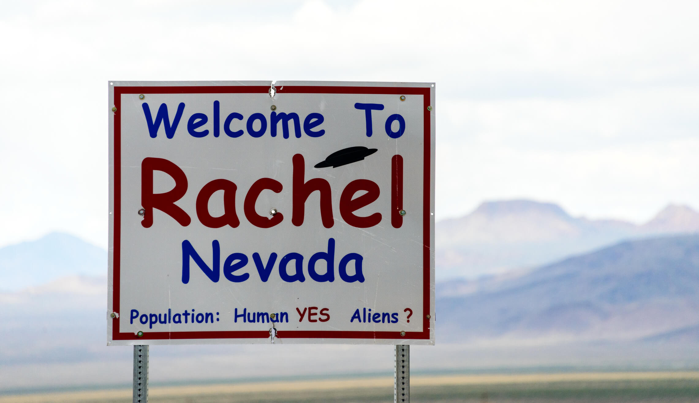 Grab your alien bayonet, we're rushing Area 51 zrfphoto/Getty Images