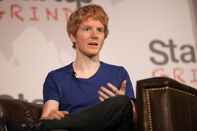 "You don't get to a $35 billion valuation by staying in your lane... ""Patrick Collison"" (CC BY 2.0) by jdlasica"