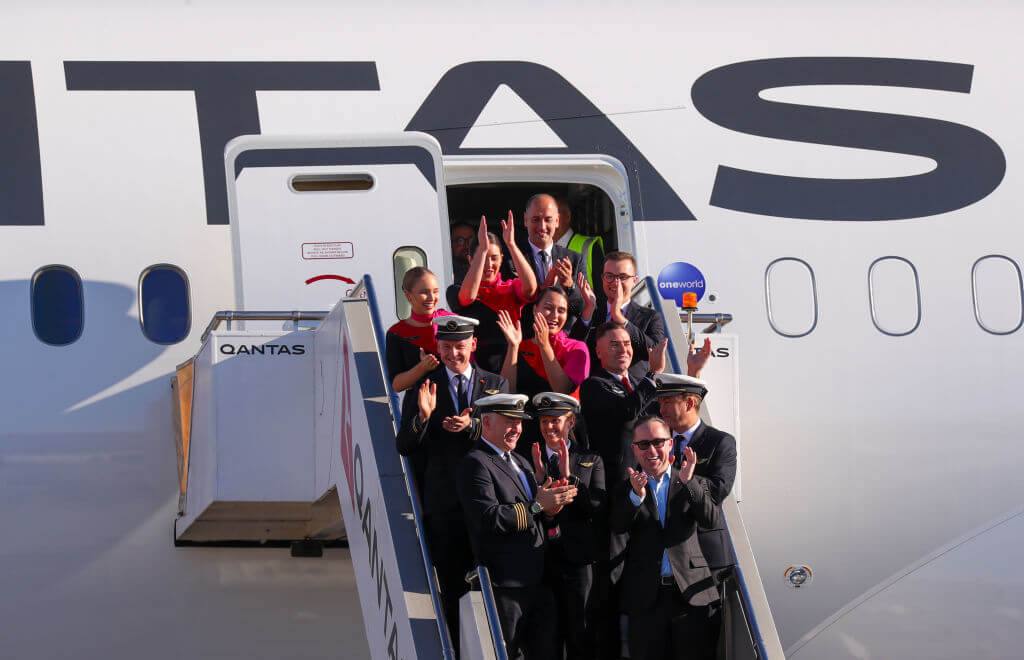 It's not for everyone  James D. Morgan/Getty Images for Qantas