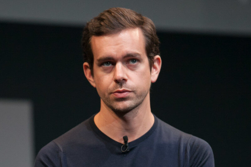 "Twitter's policy is the exact opposite of Facebook's  ""Jack Dorsey"" (CC BY 2.0) by jdlasica"