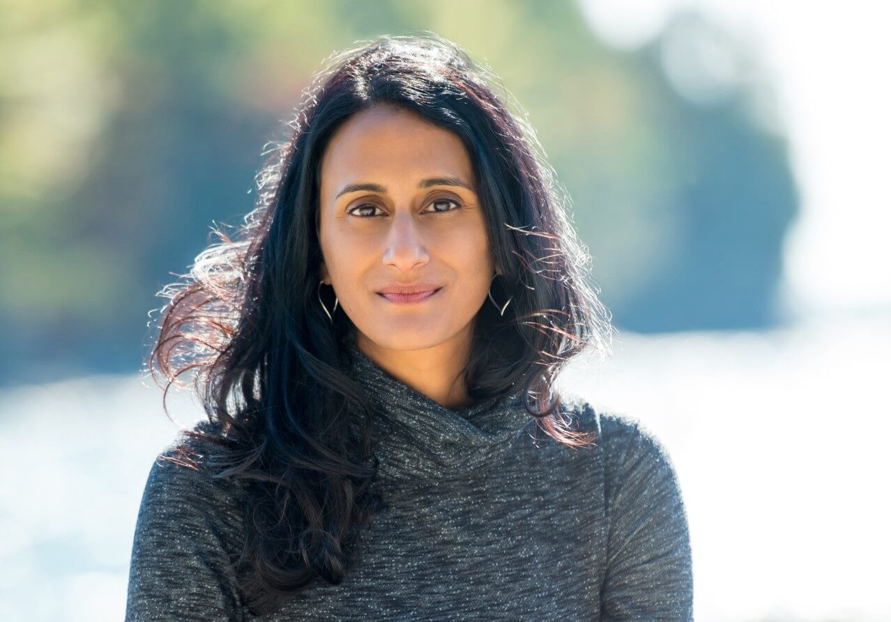How do we get individuals, companies, and societies to play the long game? Bina Venkataraman