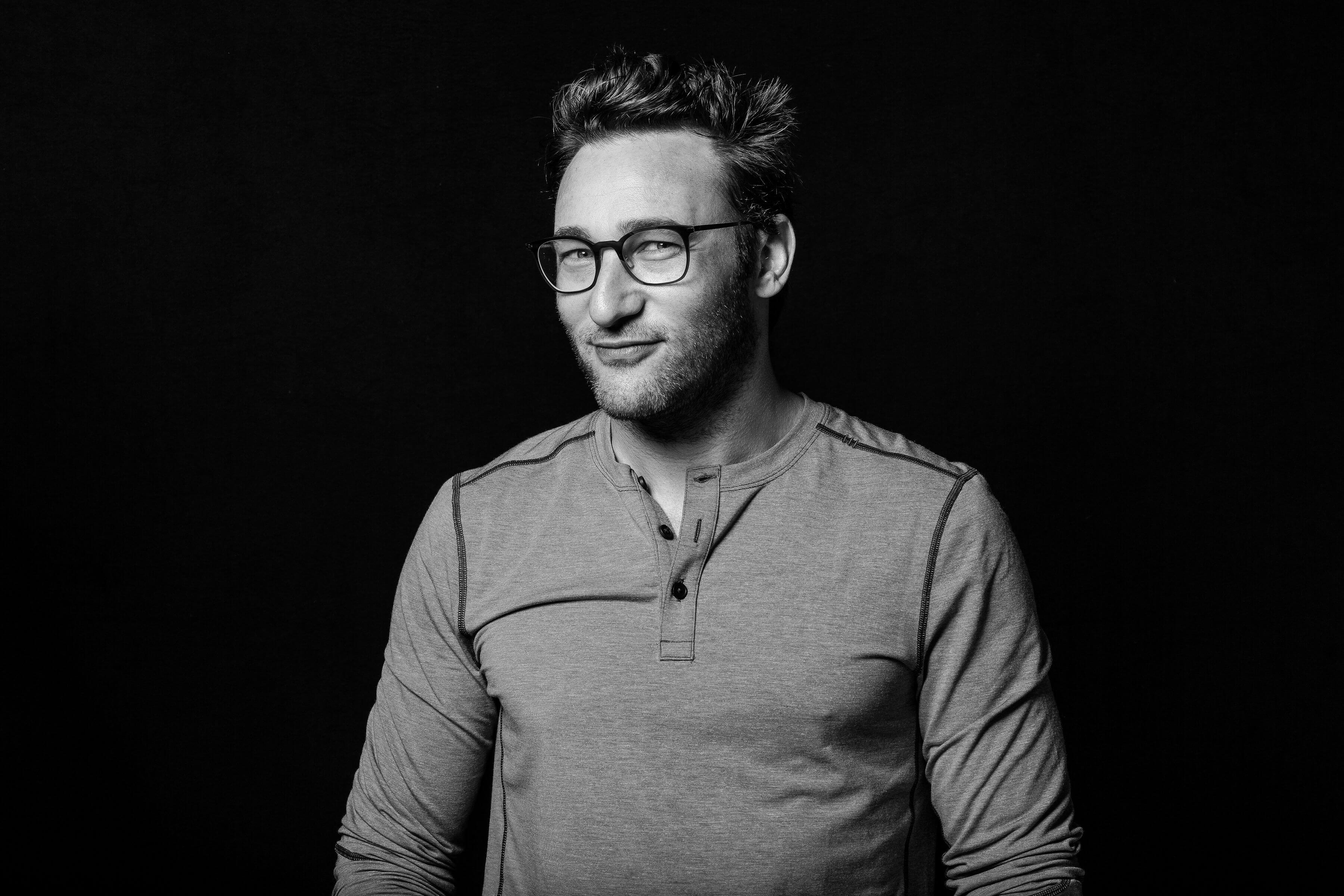 """You can't """"win"""" business, but you can play the game right Simon Sinek"""