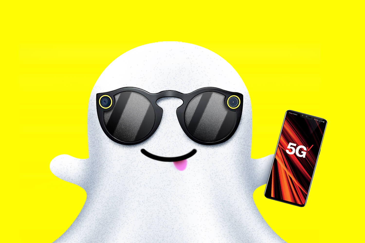 Snap wants to be the primo AR platform; Verizon wants to be the 5G OG Francis Scialabba