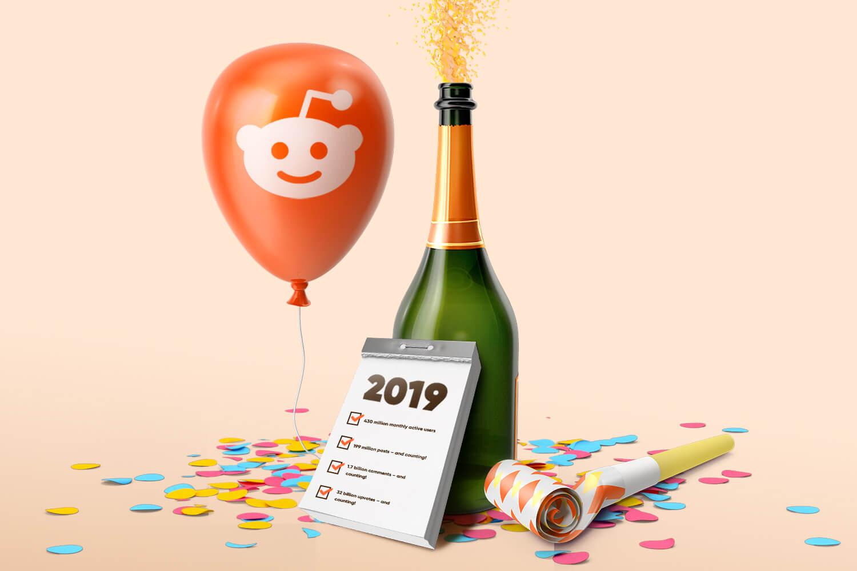 Reddit had a pretty impressive year  Francis Scialabba