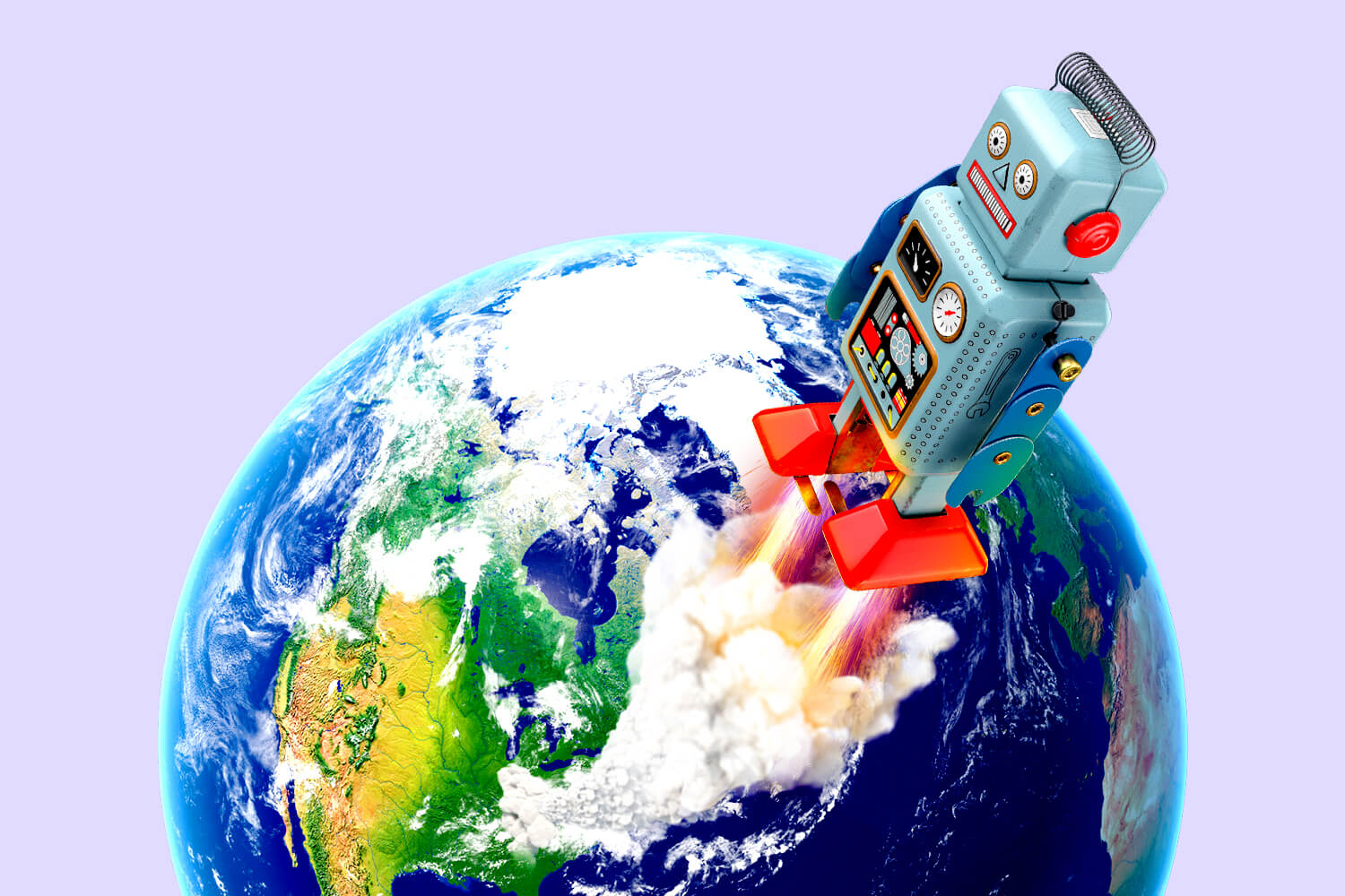 Robots are ridesharing rockets to space Francis Scialabba