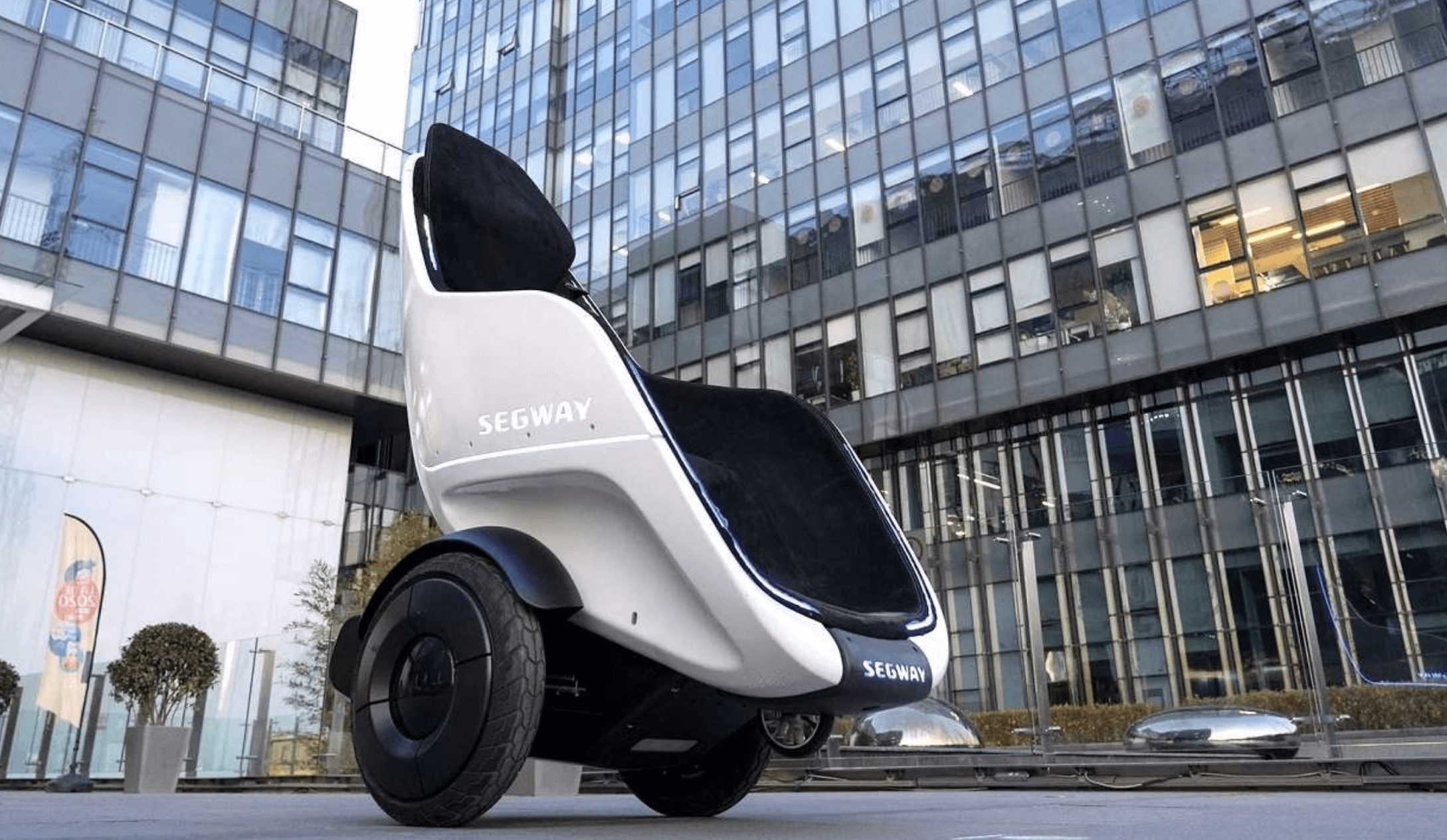 Scooter, car, and truck tech Segway-Ninebot