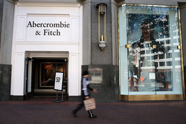 Some apparel retailers are tired AF of running massive stores. Justin Sullivan/Getty Images