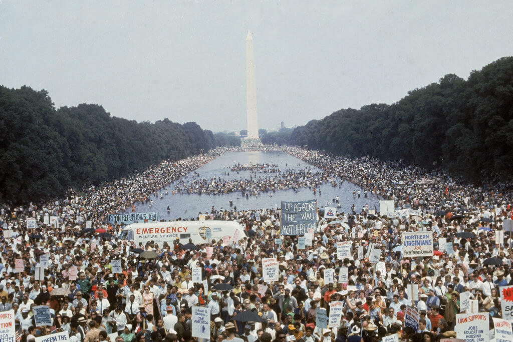 It's one of MLK's lesser-known beliefs, but one that's relevant today  Getty Images
