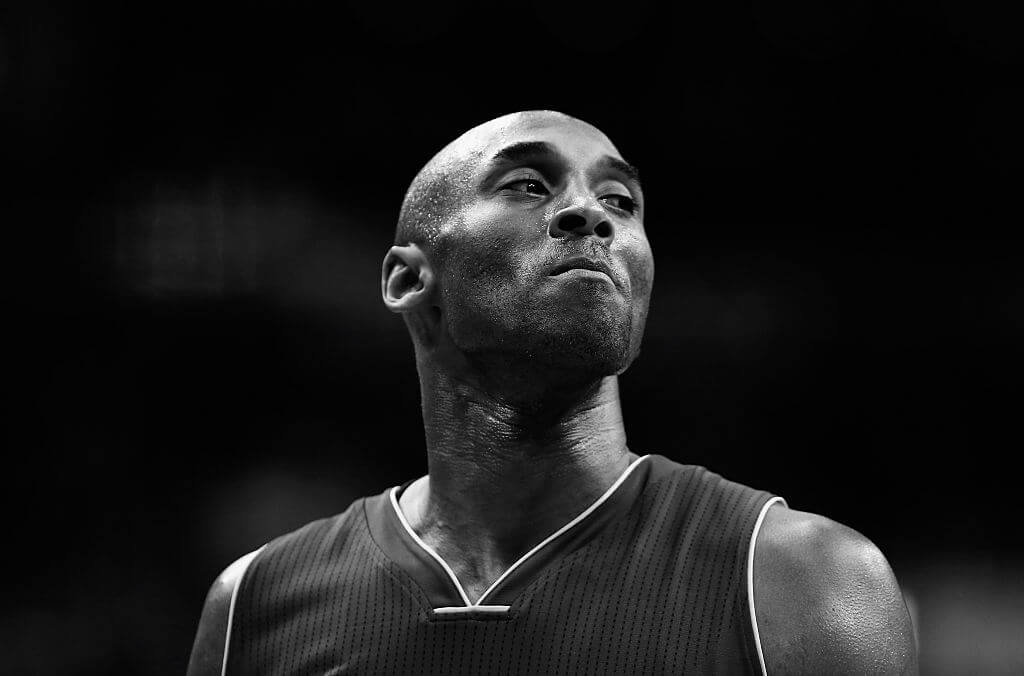 For Kobe, business was basketball and basketball was business Rob Carr/Getty Images