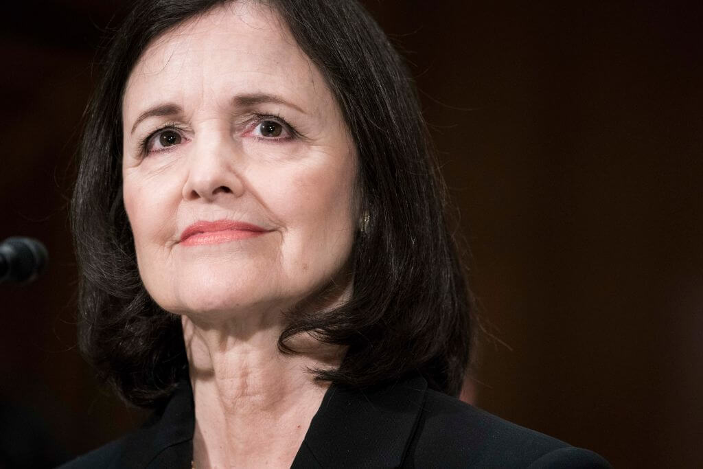 Meet President Trump's most recent nomination to the Federal Reserve  Sarah Silbiger/Getty Images