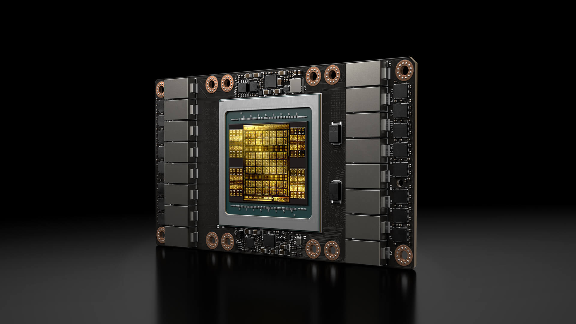 The company is expecting a hit this quarter from coronavirus  Nvidia
