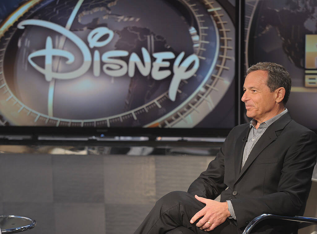 Bob Iger on Fox Business Network's